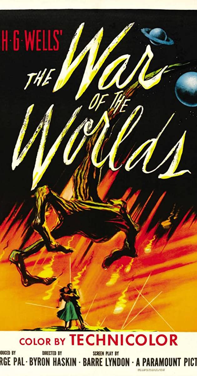 The War of the Worlds (1953) - IMDb
