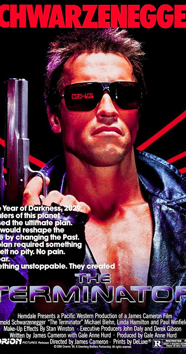 The Terminator (1984) - Alternate Versions - IMDb