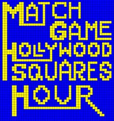 Match Game/Hollywood Squares Hour (1983–1984)