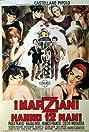 The Twelve-Handed Men of Mars (1964) Poster