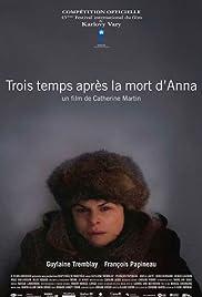 Trois temps après la mort d'Anna Poster