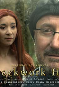 Aiysha Jebali and Vincent T. Spangenberg in A Clockwork Heart (2020)