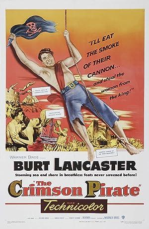مشاهدة فيلم The Crimson Pirate 1952 مترجم أونلاين مترجم
