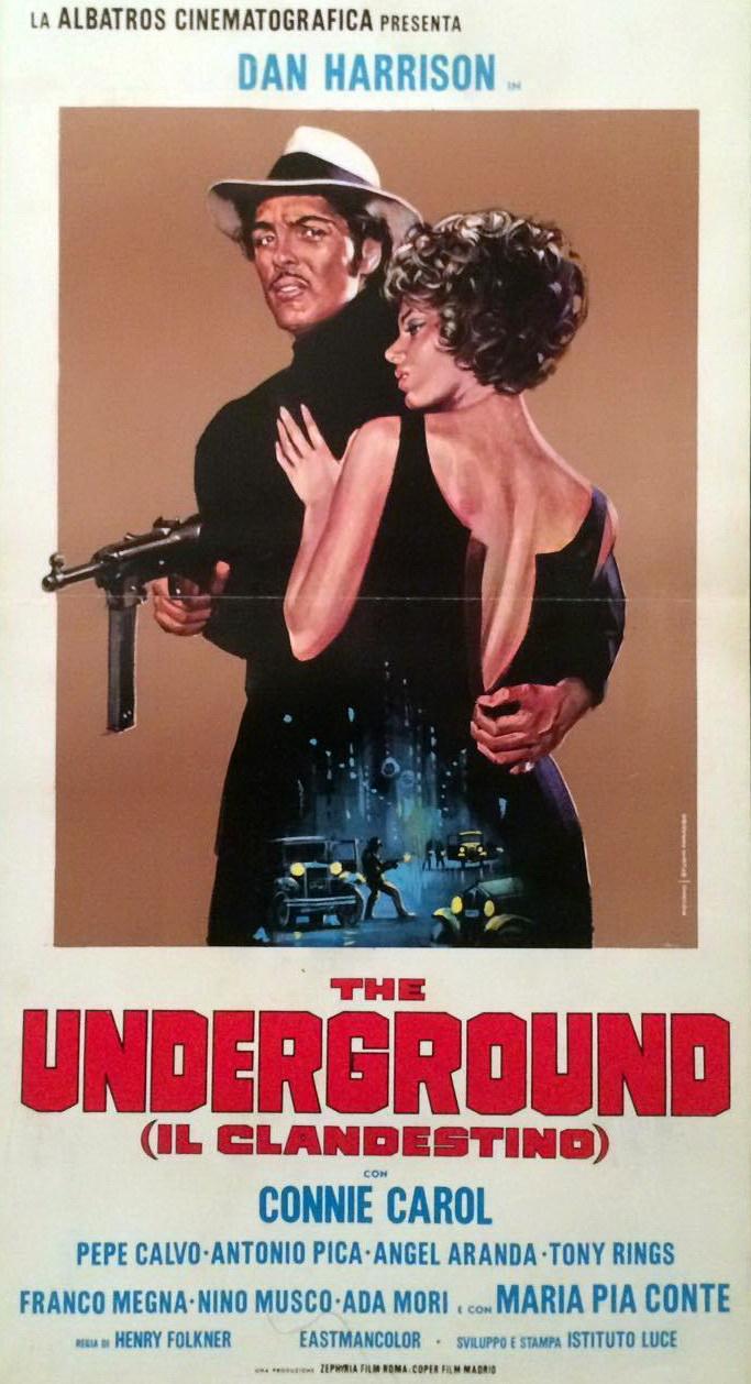 The Underground (1970)
