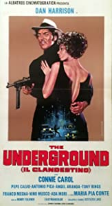 Hollywood movies trailers watch The Underground [Quad]