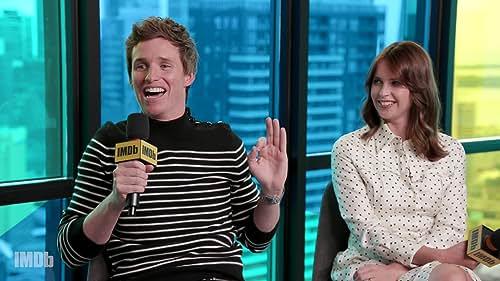 Felicity Jones Describes Her 'Aeronauts' Character As a 'Wildcat'