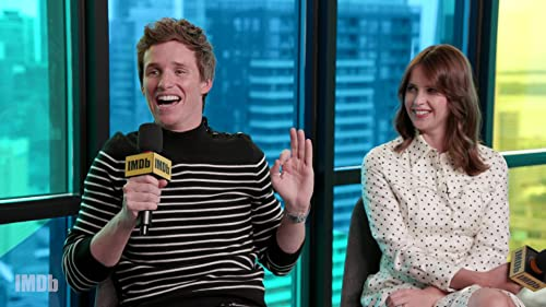 Felicity Jones Describes Her 'Aeronauts' Character As a 'Wildcat'