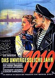 Watchmovies links Nezabyvaemyy 1919 god Mikheil Chiaureli [720x576]