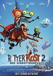 Downloadable mp4 movies psp Ritter Rost 2: Das Schrottkomplott by none [mov]