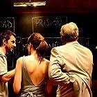 Elena Ballesteros, Lluís Homar, Santi Millán, and Alejo Sauras in La habitación de Fermat (2007)