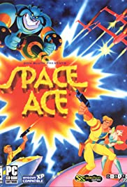 Space Ace (1983) Poster - Movie Forum, Cast, Reviews