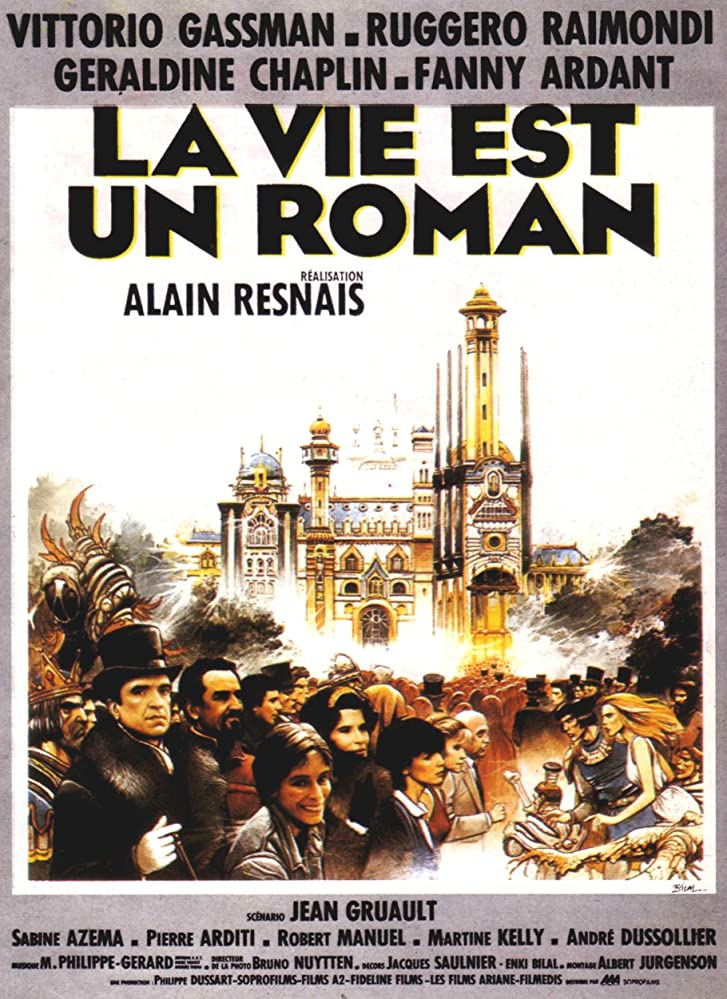La vie est un roman (1983)