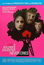 A Soldier's Daughter Never Cries (1998) Poster