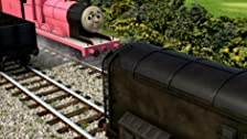Diesel, James, and the Pink Paint Troubles