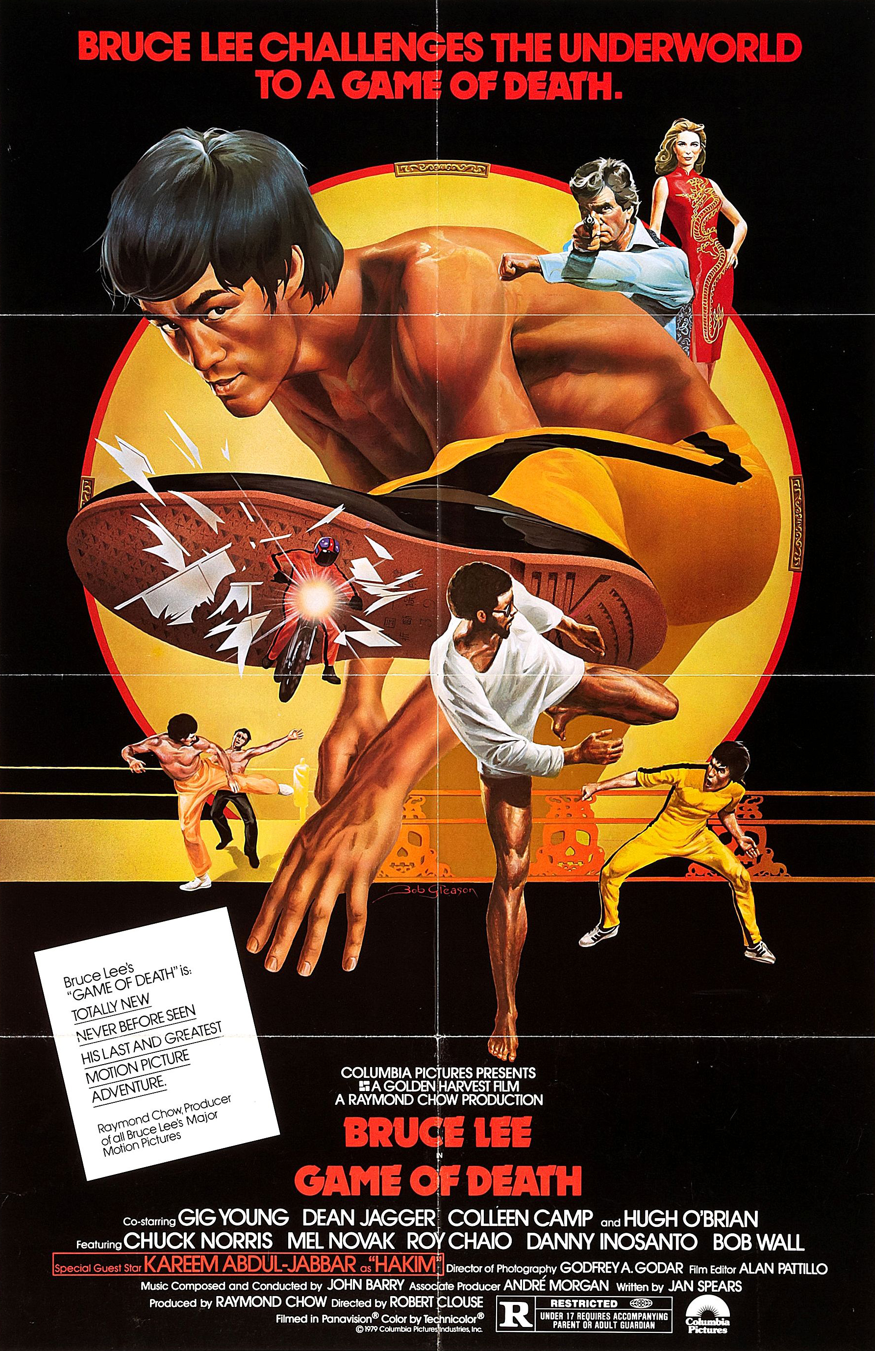 Game Of Death 1978 Imdb