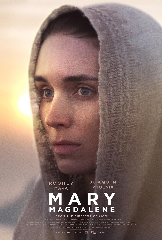 Filmrecension: Maria Magdalena upprttelse fr lrjungen