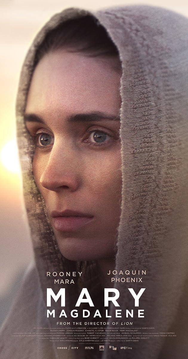 Subtitle of Mary Magdalene