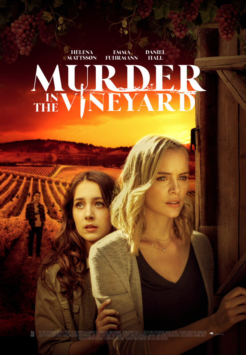 Murder in the Vineyard (2020) WebRip 720p Dual Audio [Hindi (Voice Over) Dubbed + English] [Full Movie]