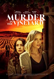 Murder in the Vineyard Poster