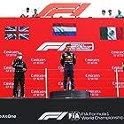 Lewis Hamilton, Sergio Pérez, and Max Verstappen in 2021 French Grand Prix (2021)