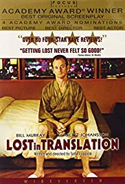 Lost on Location: Behind the Scenes of 'Lost in Translation' Poster