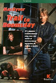 Primary photo for MacGyver: Trail to Doomsday