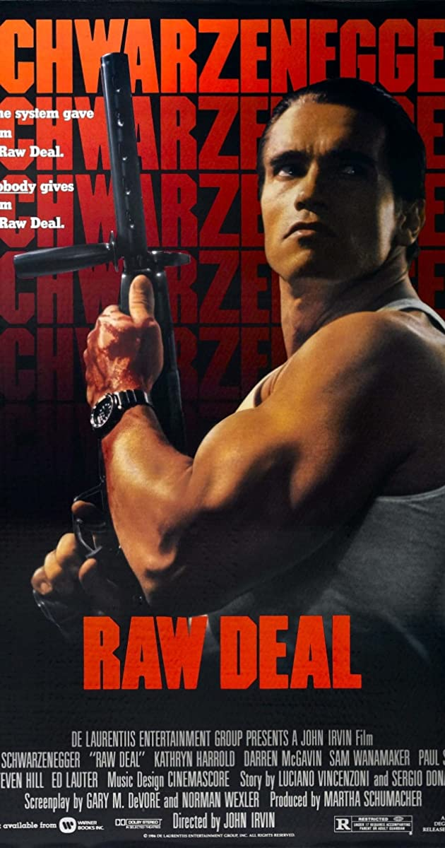 Subtitle of Raw Deal