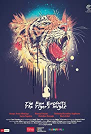 The Fox Exploits the Tiger's Might Poster