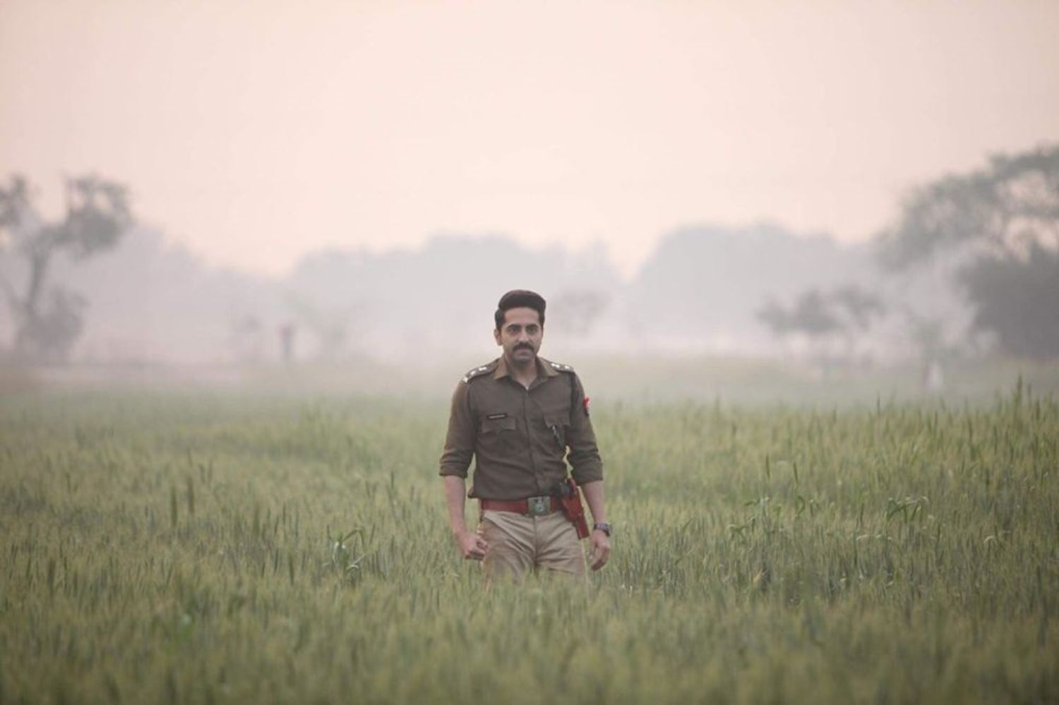 Ayushmann Khurrana in Article 15 (2019)