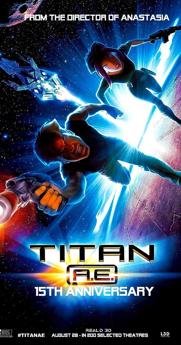 Titanas po Žemės žūties / Titan A.E. (2000) Online