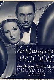 Verklungene Melodie Poster