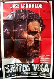 Santos Vega Poster