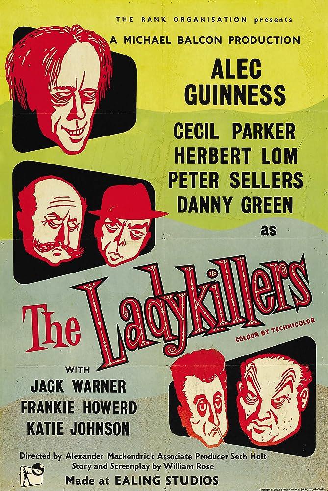 La signora omicidi (1955) HD
