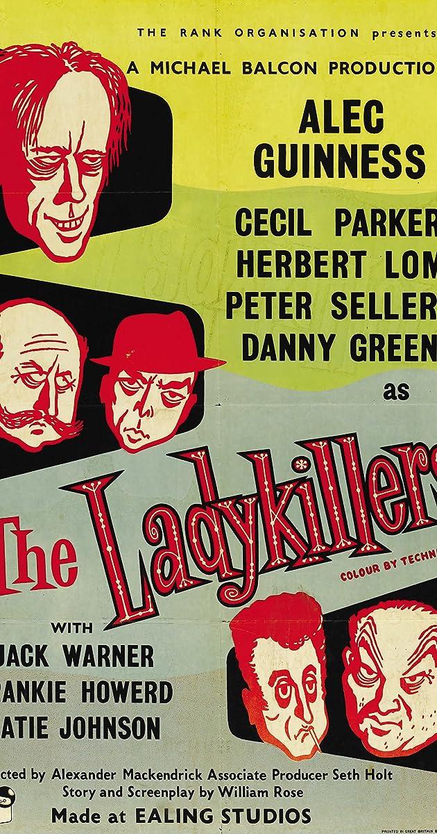 Ladykillers 1955 Stream