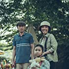 Hoài Linh, Trang Thu, and Kim Thu in Nang (2016)