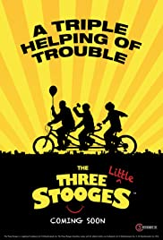 The Three Little Stooges Poster