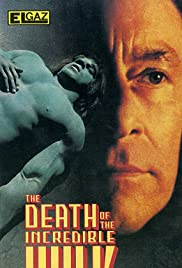 The Death of the Incredible Hulk(1990) Poster - Movie Forum, Cast, Reviews