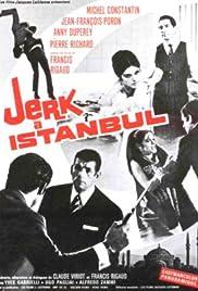 Jerk à Istambul Poster