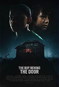 Lonnie Chavis and Ezra Dewey in The Boy Behind the Door (2020)