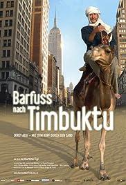 Barfuss nach Timbuktu Poster