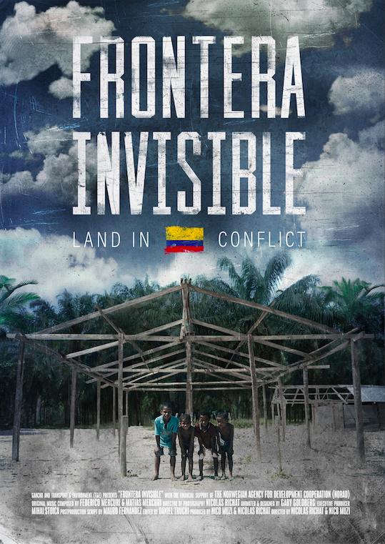Frontera Invisible 2016