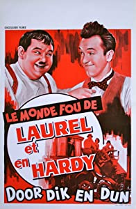 The Crazy World of Laurel and Hardy