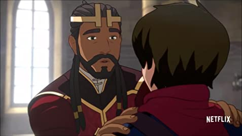 The Dragon Prince Tv Series 2018 Imdb