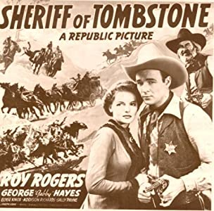 Short downloadable movies Sheriff of Tombstone [1280x1024]