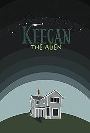 Keegan the Alien Poster