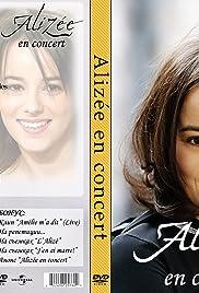 Alizée en concert Poster