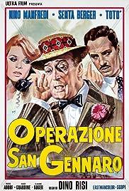 The Treasure of San Gennaro(1966) Poster - Movie Forum, Cast, Reviews