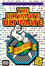 UFC: Ultimate Ultimate 1995 Poster