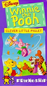 Site for free movie downloads Winnie the Pooh Friendship: Clever Little Piglet by Wolfgang Reitherman [mov]