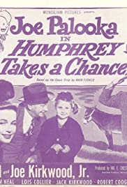 Joe Palooka in Humphrey Takes a Chance Poster